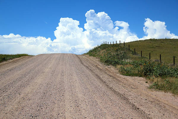 Photograph - The Road To Nowhere by Shane Bechler