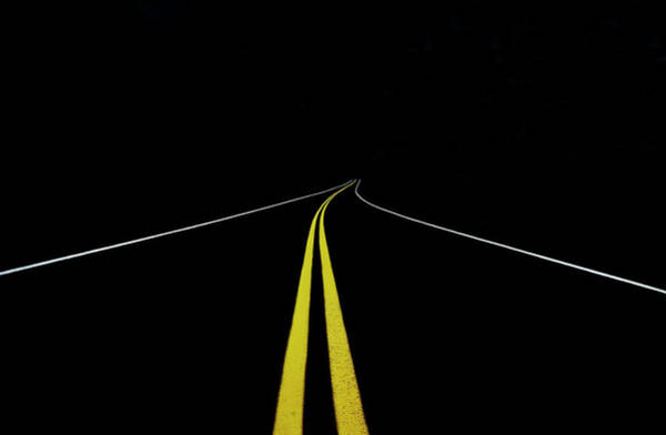Wall Art - Photograph - The Road To Nowhere by Roland Shainidze