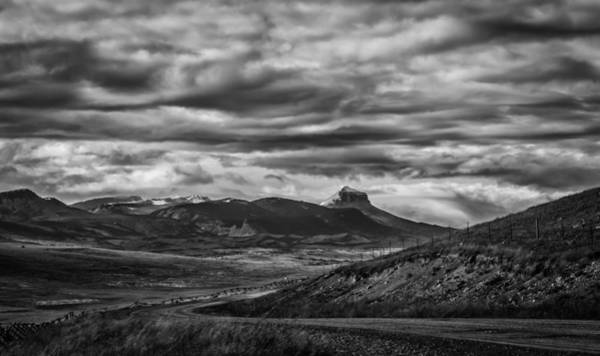 Photograph - The Road To Sun Canyon by Thomas Young