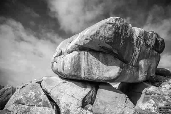 Photograph - The Rock by Guy Whiteley