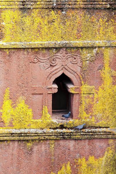 Amhara Photograph - The Rock-hewn Churches Of Lalibela by Martin Zwick