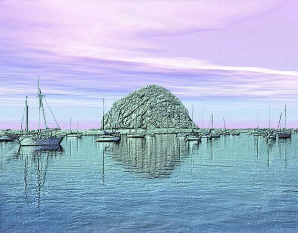 Photograph - The Rock by Kurt Van Wagner