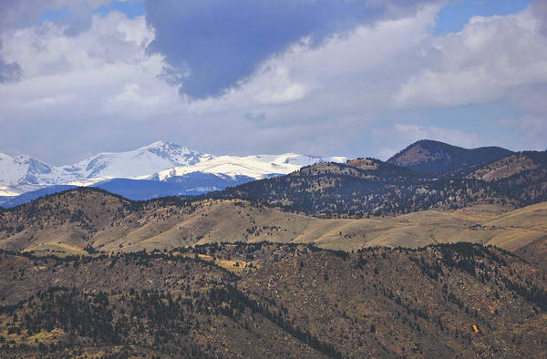 Photograph - The Rockies by Joanne Brown