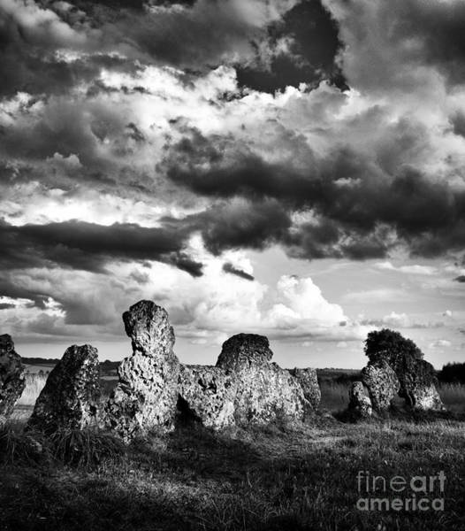 Belief Photograph - The Rollright Stones by Tim Gainey
