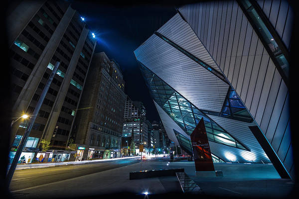 Photograph - The Rom Crystal At Night by Levin Rodriguez