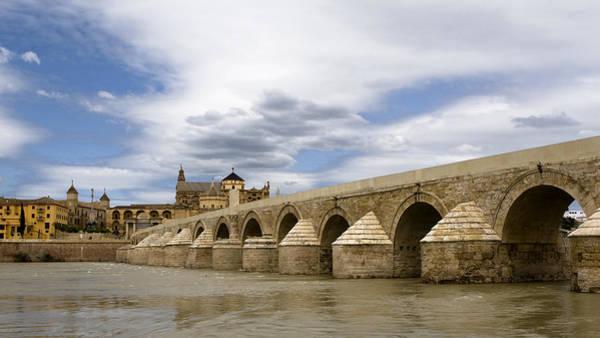 Photograph - The Roman Bridge Of Cordoba by Lorraine Devon Wilke