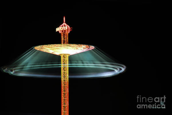 Photograph - The Rotating Skirt by Hannes Cmarits