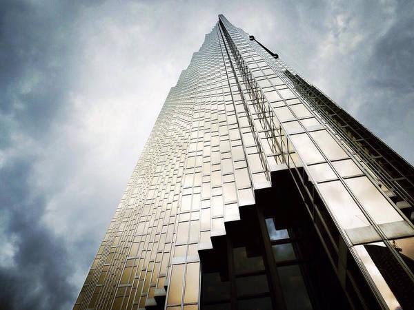 Photograph - The Royal Bank Centre Of Toronto by Natasha Marco