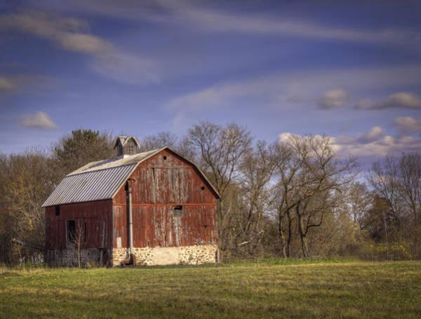 Photograph - The Royalton Farm by Thomas Young
