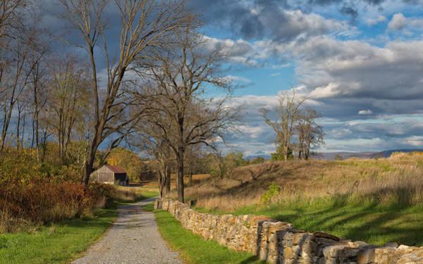Photograph - The Rural Beauty Of Antietam by John M Bailey