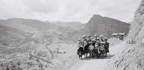 Photograph - The Sacred Valley by Shaun Higson