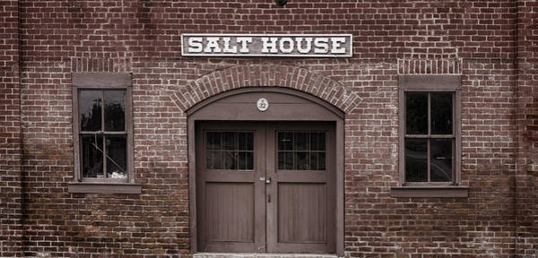 Photograph - The Salt House by Heather Applegate
