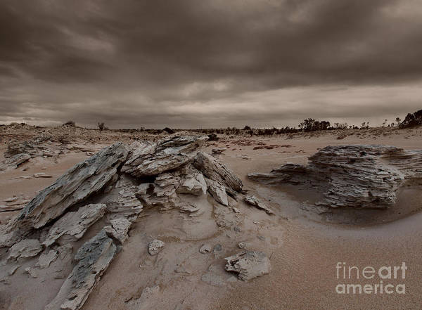 Photograph - The Sands Of Time 2 by Julian Cook