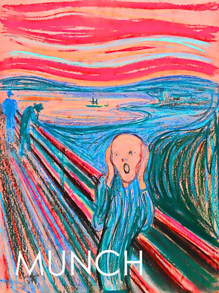 Photograph - The Scream by Carlos Diaz