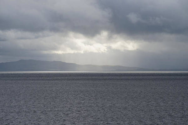 Photograph - The Sea Of Scotland 1 by Dubi Roman
