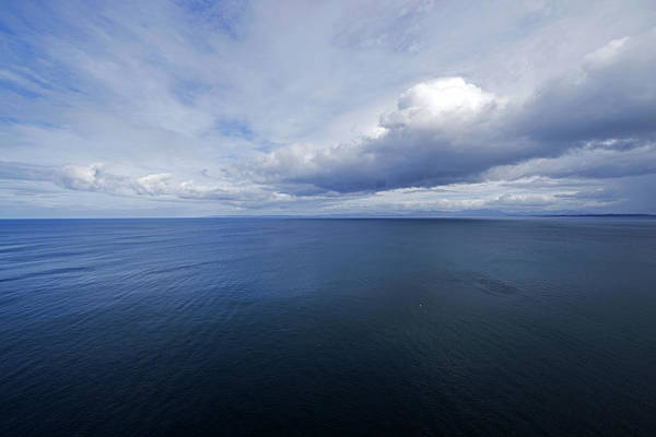 Photograph - The Sea Of Scotland 3 by Dubi Roman