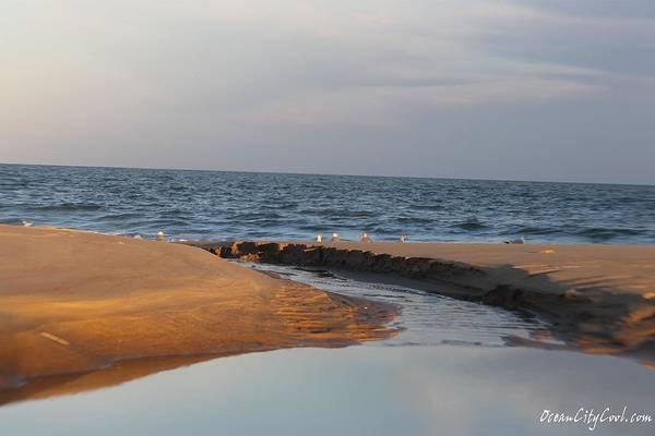 Photograph - The Sea Overcomes by Robert Banach