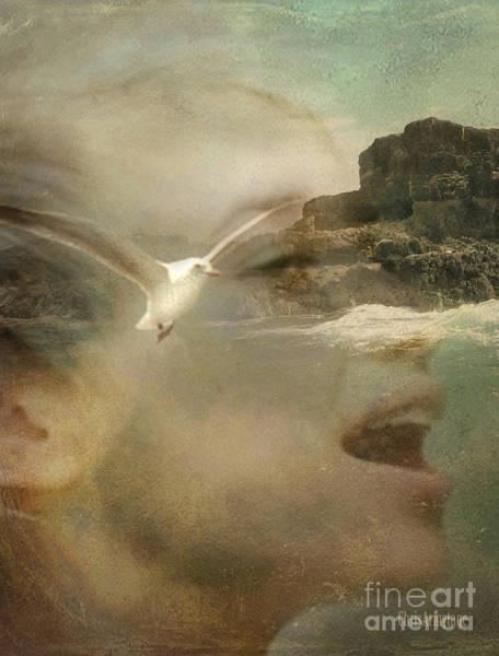Digital Art - The Sea Spirit by Chris Armytage