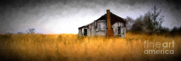 Wall Art - Photograph - The Shack by Mike Nellums