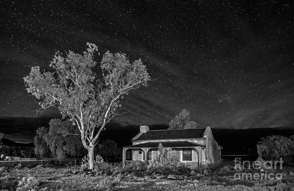 Photograph - The Sheltering Sky by Russell Brown