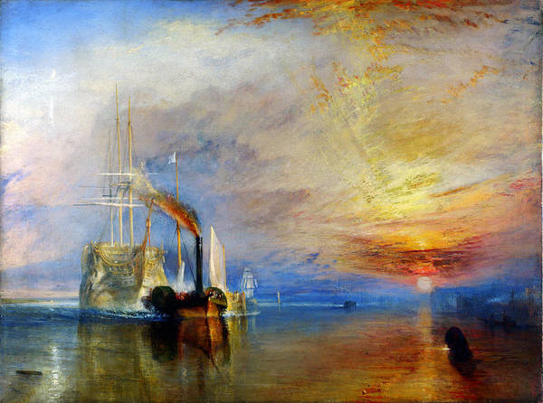 Painting - The Shipwreck Of The Minotaur by Celestial Images