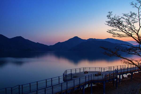 Nikko Photograph - The Silent Lake by I Kadek Wismalana