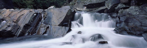 The Great Smoky Mountains Wall Art - Photograph - The Sinks, Little River, Great Smoky by Panoramic Images