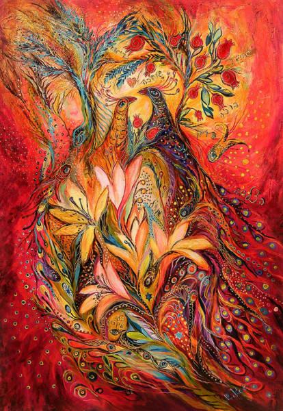 Wall Art - Painting - The Sirocco by Elena Kotliarker