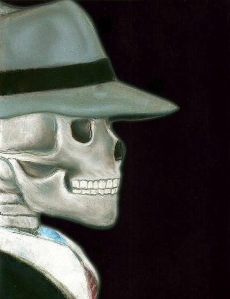 Devilish Drawing - The Skentleman by Tanysha Bennett-Wilson