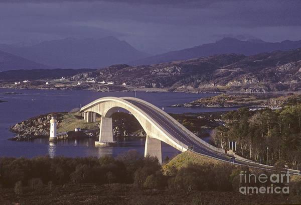 Photograph - The Skye Bridge - Scotland by Phil Banks
