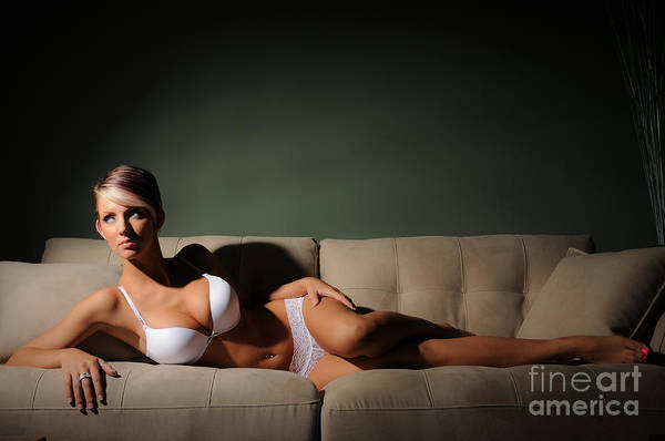 Passionate Photograph - The Sofa by Jt PhotoDesign
