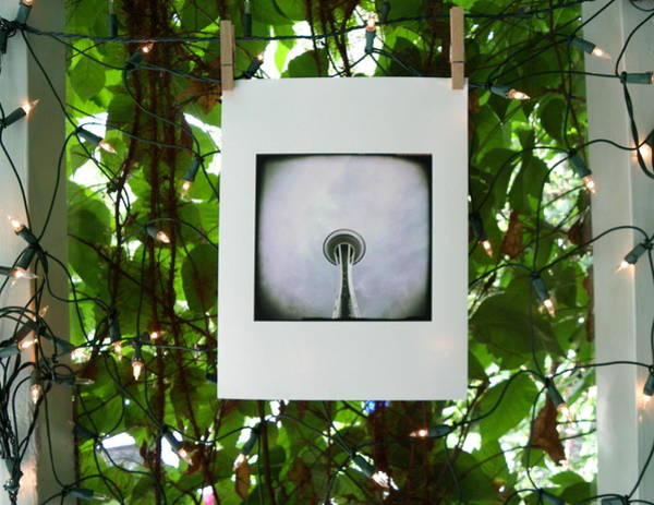 The Space Needle Art Print