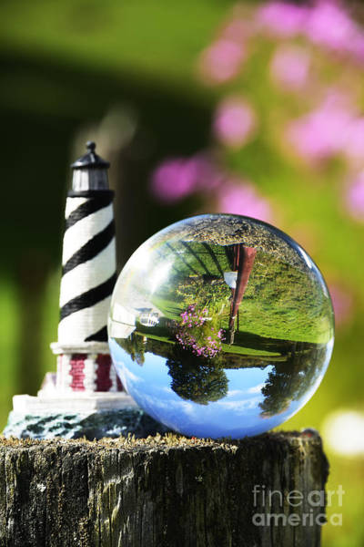 Virginia Lighthouse Photograph - The Sphere by Thomas R Fletcher