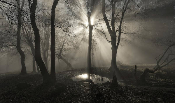 Light Water Photograph - The Spirit by Juan I. Cuadrado