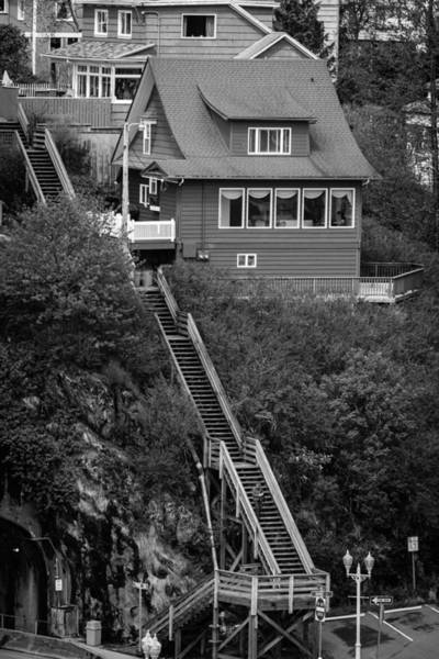 Photograph - The Steep Walk-up by Melinda Ledsome