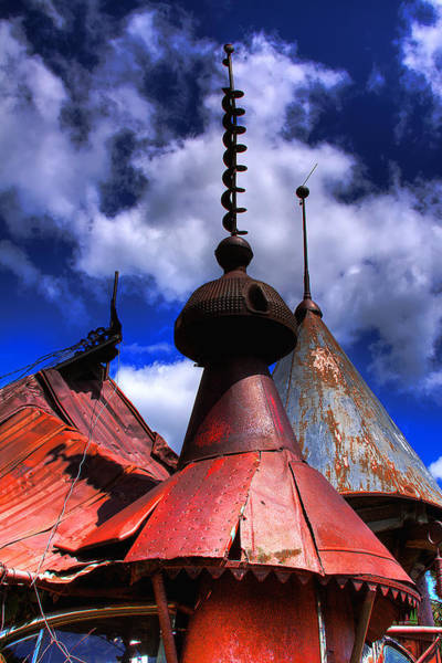 Photograph - The Steeples by David Patterson