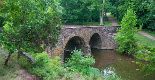 Photograph - The Stone Bridge by Guy Whiteley