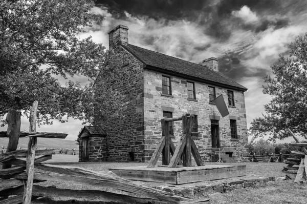 Photograph - The Stone House 16443 by Guy Whiteley