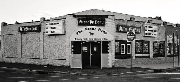 Photograph - The Stone Pony Asbury Park New Jersey by Terry DeLuco