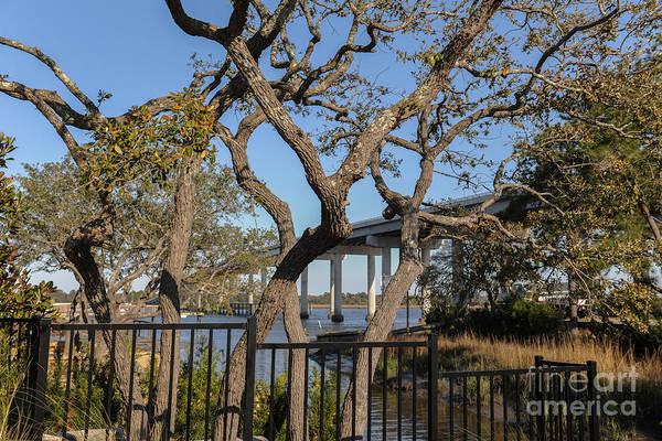 Photograph - The Stono Bridge by Dale Powell