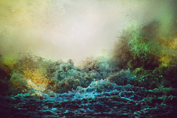 Turmoil Photograph - The Storm by Jessica Brawley