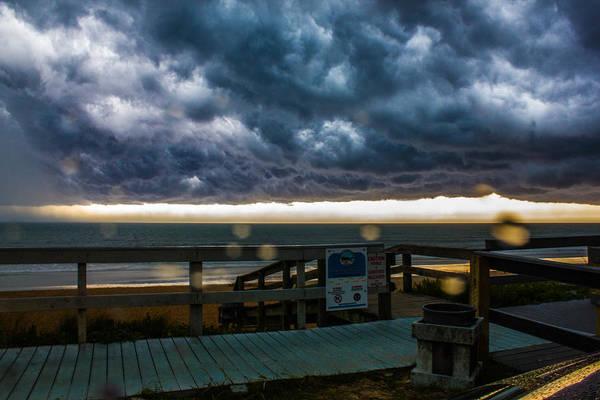 Photograph - The Storm by Tyson Kinnison