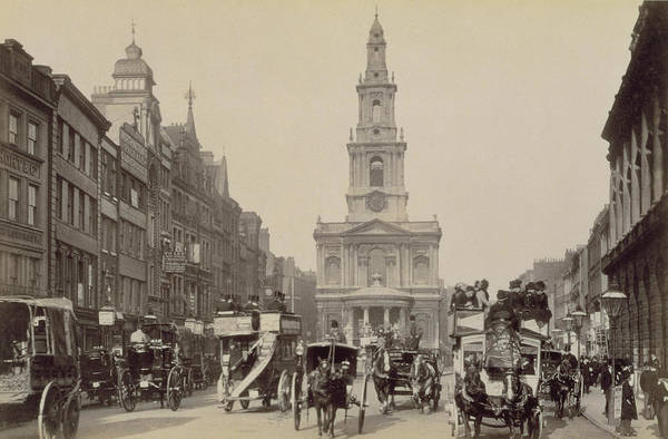 Strand Photograph - The Strand by Unknown