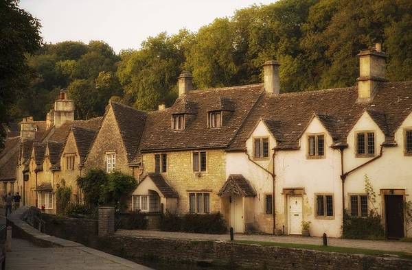 Photograph - The Street Castle Combe by Michael Hope