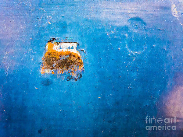 Photograph - The Sub In The Deep Blue Sea by Silvia Ganora