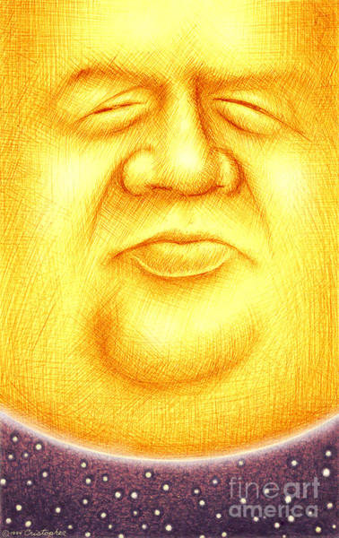 Wall Art - Digital Art - The Sun King by Cristophers Dream Artistry