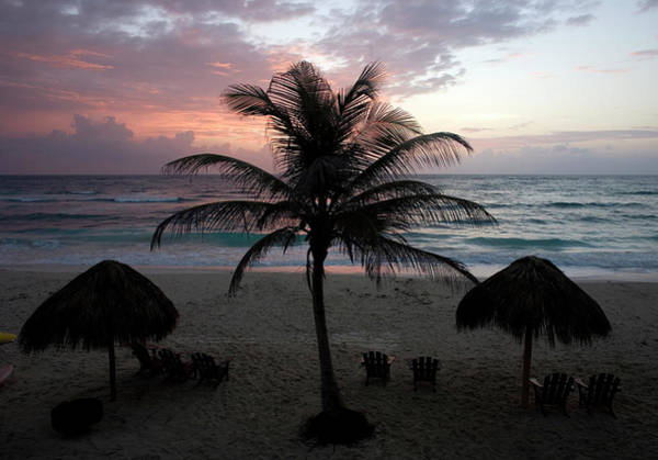 Wall Art - Photograph - The Sun Rises In The Mayan Riviera by Chico Sanchez