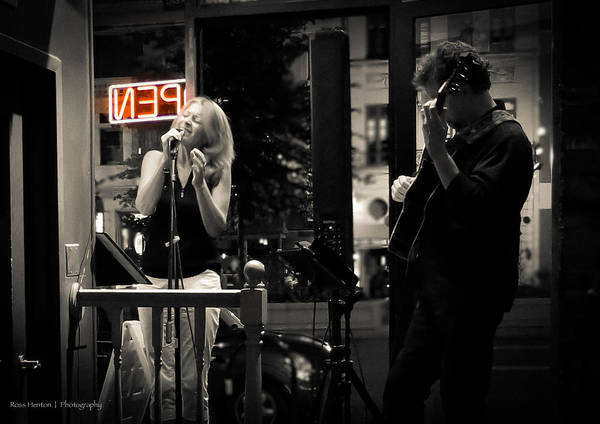 Photograph - The Sweetest Jazz by Ross Henton