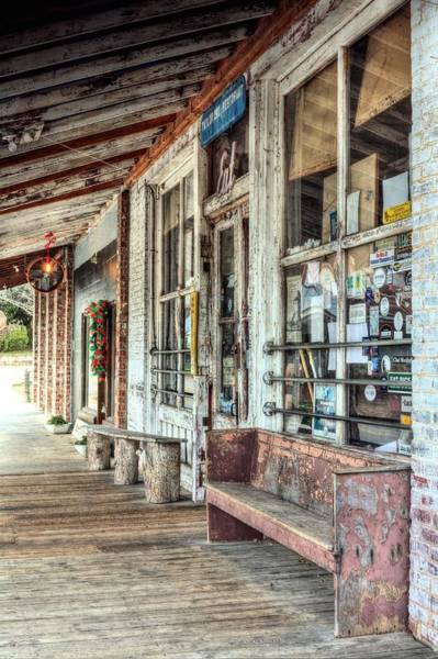 Photograph - The Taylor Grocery by JC Findley