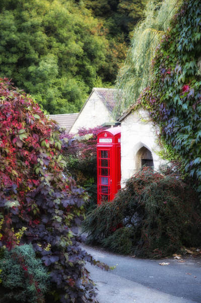 Photograph - The Telephone Box  by Michael Hope